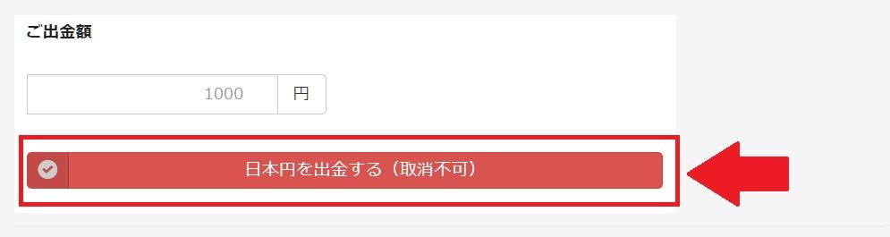 bitflyer日本円 出金07